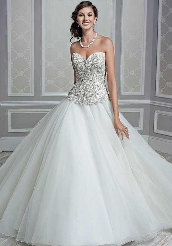 Kenneth Winston 1597 Ball Gown Wedding Dress