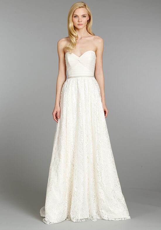 Blush by Hayley Paige 1356 June A-Line Wedding Dress