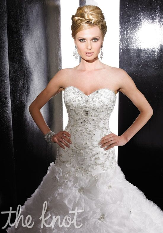 Christina Wu 15465 Mermaid Wedding Dress