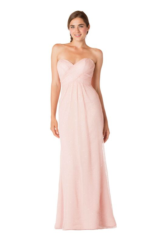 Bari Jay Bridesmaids 1720 Strapless Bridesmaid Dress