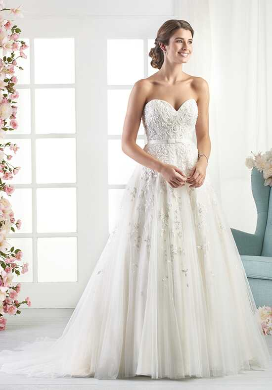 Bonny by Bonny Bridal 820 A-Line Wedding Dress