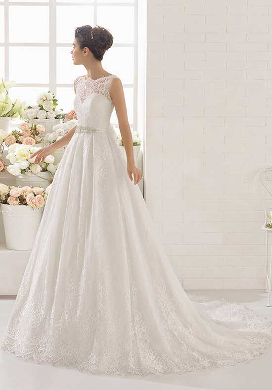 Aire Barcelona Cali A-Line Wedding Dress
