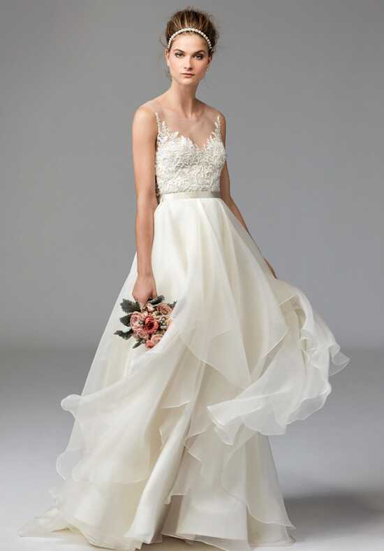 Watters Brides Dianthus Top 1041B/Jarred Skirt 1003B Wedding Dress photo