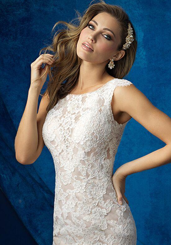 Allure Bridals 9352 Sheath Wedding Dress