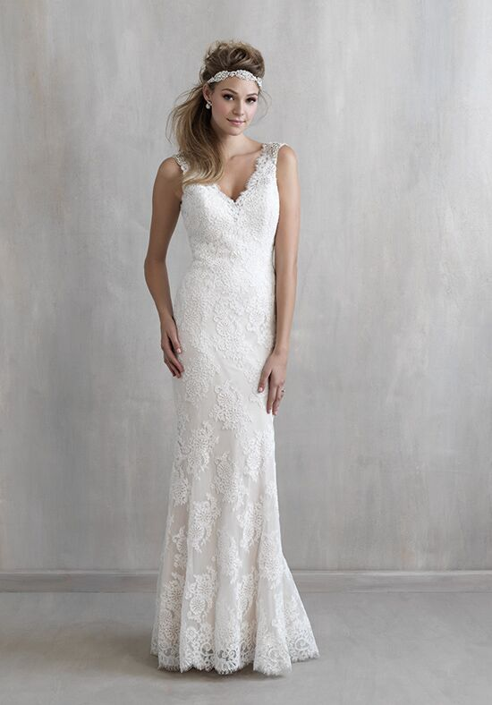 Madison James MJ201 Sheath Wedding Dress
