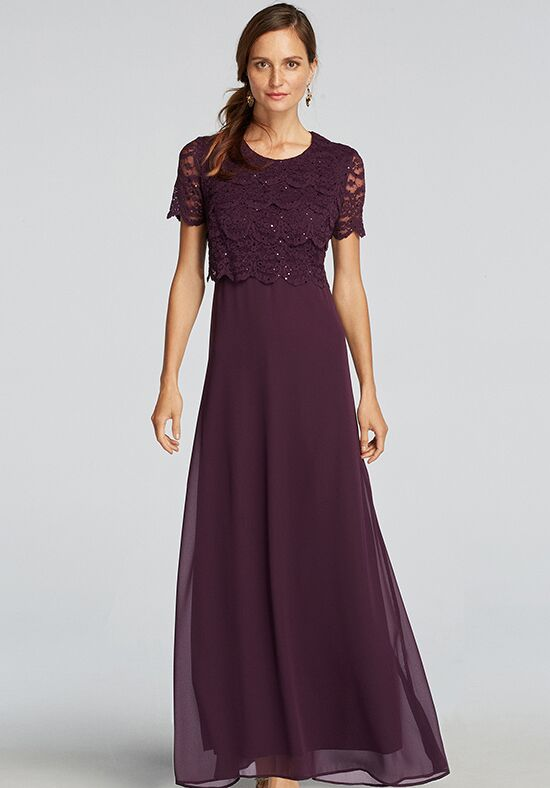 David&-39-s Bridal Wedding Party 7305 Mother Of The Bride Dress - The Knot