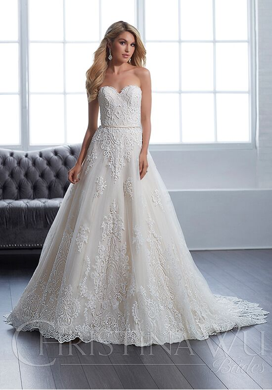 Christina Wu 15659 Ball Gown Wedding Dress