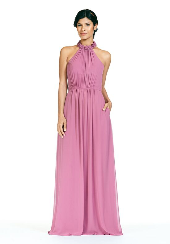 Bari Jay Bridesmaids BC-1804 Halter Bridesmaid Dress