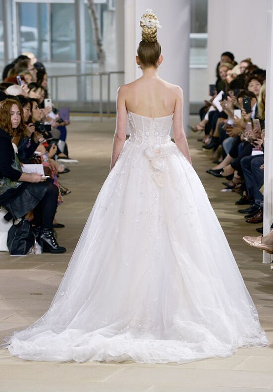 Ines di santo lucy wedding dress the knot for Lucille ball wedding dress