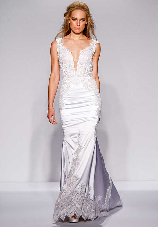 Pnina Tornai for Kleinfeld 4437 Mermaid Wedding Dress