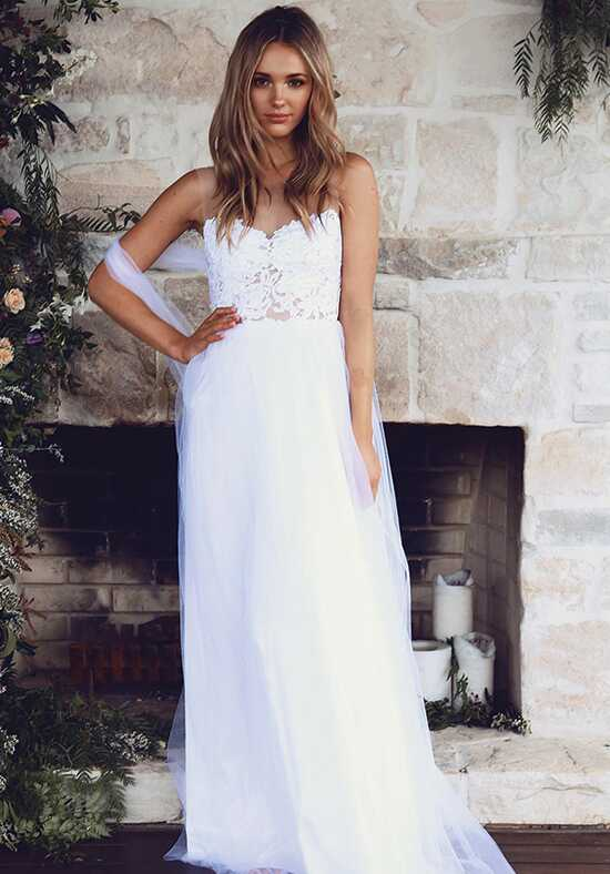 Grace Loves Lace Loren Tulle Wedding Dress photo
