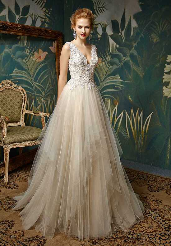Blue by Enzoani Josetta Wedding Dress photo