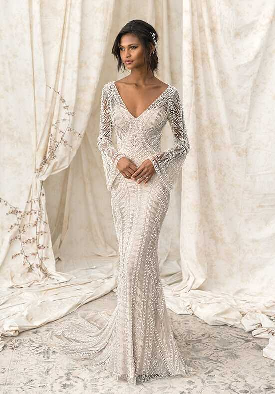 Justin Alexander Signature 9896 Mermaid Wedding Dress