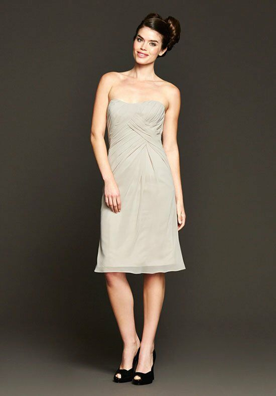 Badgley Mischka BM15-3 Sweetheart Bridesmaid Dress