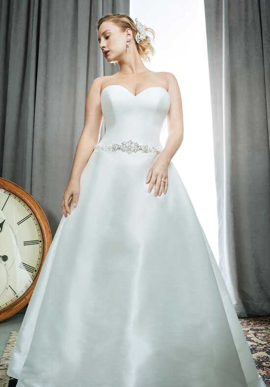 Femme by Kenneth Winston 3392 Ball Gown Wedding Dress