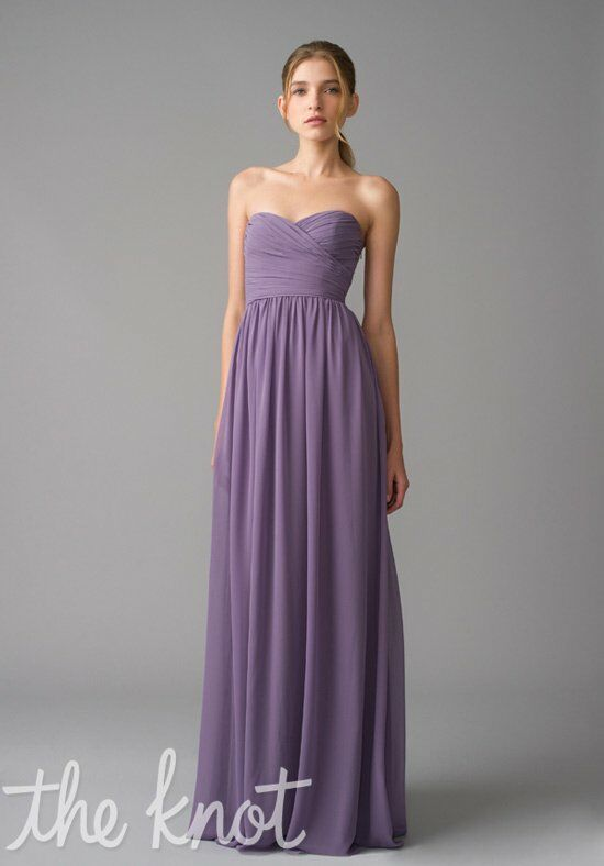 Monique Lhuillier Bridesmaids 450017 Sweetheart Bridesmaid Dress