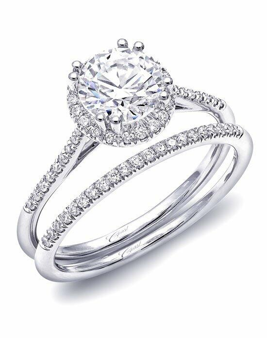 Coast Diamond Charisma Collection - LC5403 & WC5403 Engagement Ring photo