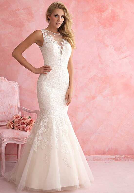 Allure Romance 2807 Mermaid Wedding Dress