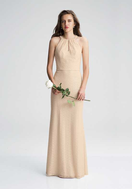 Bill Levkoff 1418 Halter Bridesmaid Dress