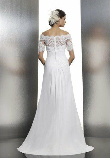 Moonlight Tango T630 Wedding Dress
