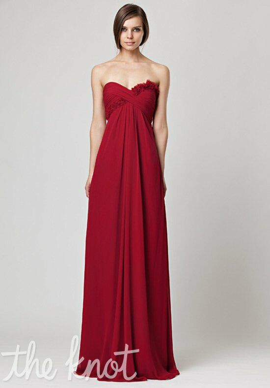 Monique Lhuillier Bridesmaids 450029 Sweetheart Bridesmaid Dress