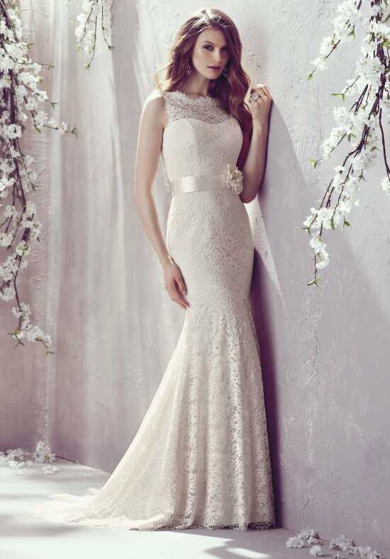 Mikaella 1802 Sheath Wedding Dress