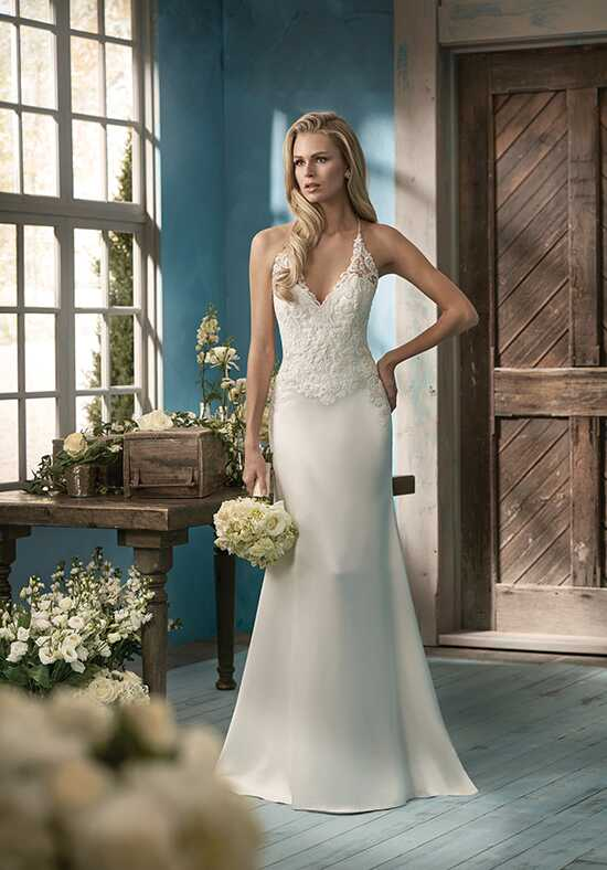 Jasmine Collection F191055 Sheath Wedding Dress