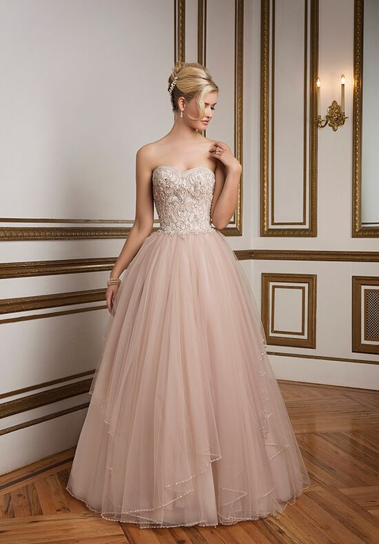 Justin Alexander 8847 Ball Gown Wedding Dress