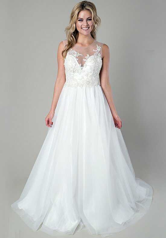 heidi elnora Rachel Leah Wedding Dress photo