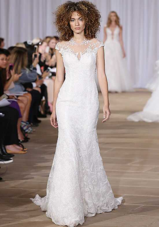 Ines Di Santo Rise Wedding Dress photo