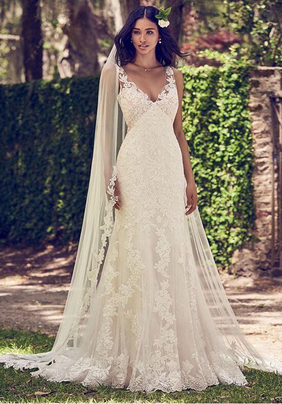 Maggie Sottero Charlotte Sheath Wedding Dress