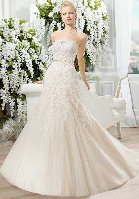 Moonlight Collection J6351 Mermaid Wedding Dress