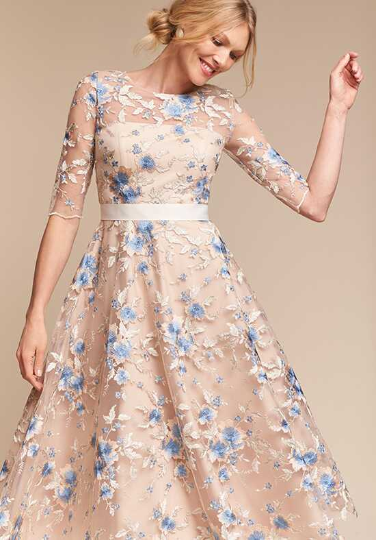 BHLDN (Mother of the Bride) Linden Blue Mother Of The Bride Dress