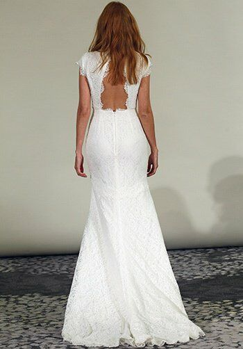 Alyne by Rita Vinieris Adella Sheath Wedding Dress