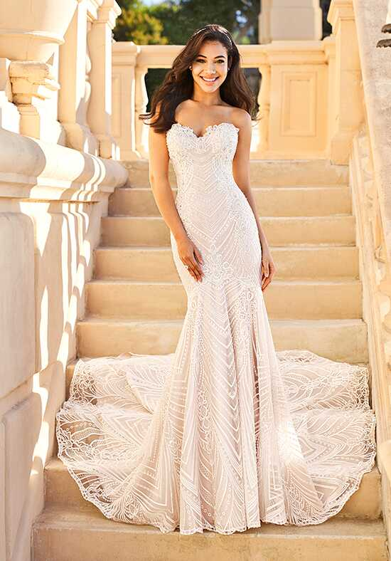 Val Stefani JUSTINE Mermaid Wedding Dress