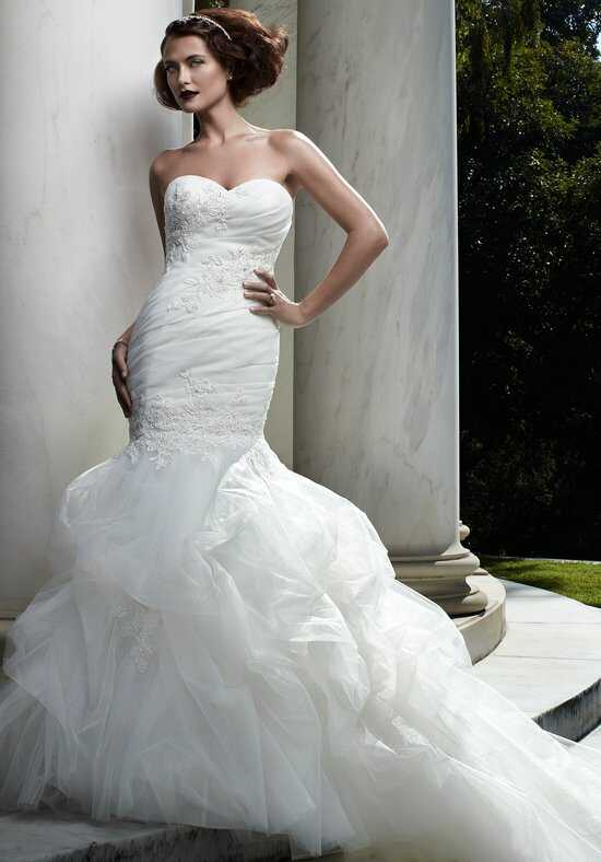 Casablanca Bridal 2066 Wedding Dress photo