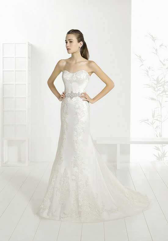 Adriana Alier JAZMIN Mermaid Wedding Dress