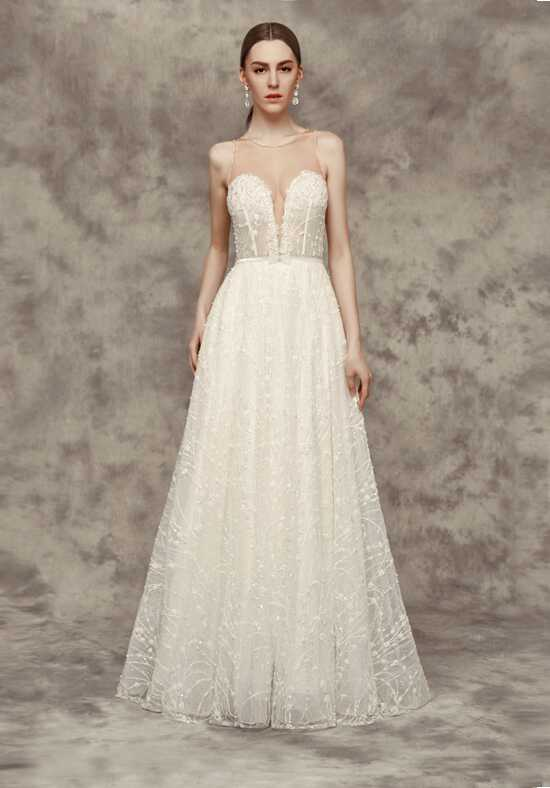 Calla Blanche 16255 Natalia A-Line Wedding Dress