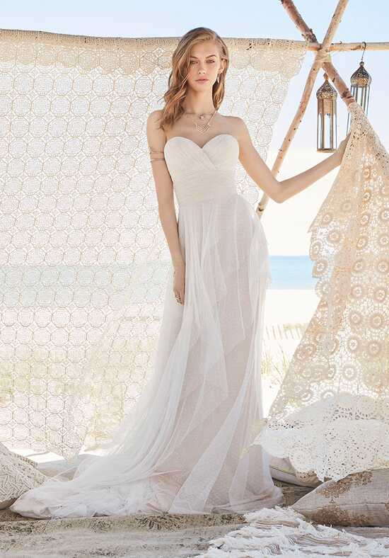 Ti Adora By Alvina Valenta 7655 A-Line Wedding Dress