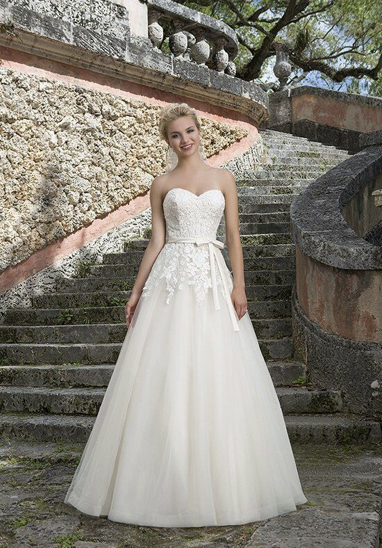 Sincerity Bridal 3907 Ball Gown Wedding Dress