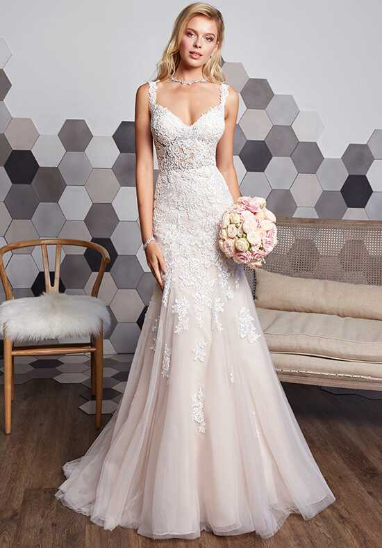 Jessica Morgan ROMANCE, J1855 A-Line Wedding Dress