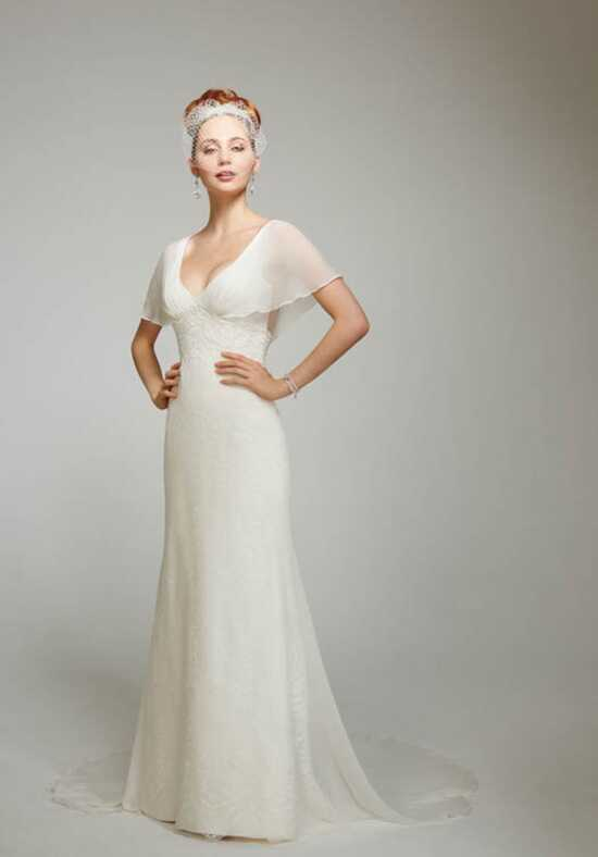 Matthew Christopher Harlow Mermaid Wedding Dress