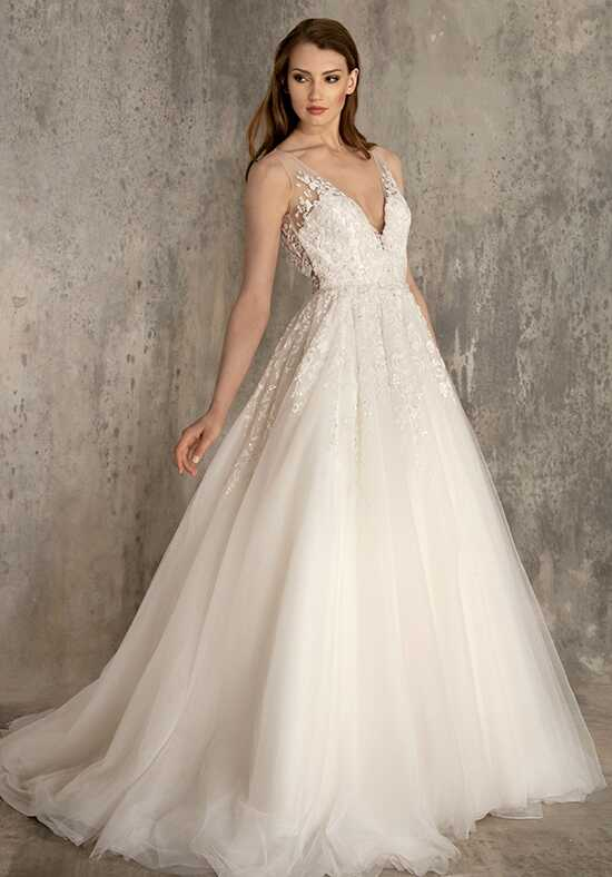 Enaura Bridal Couture EF603 Ball Gown Wedding Dress
