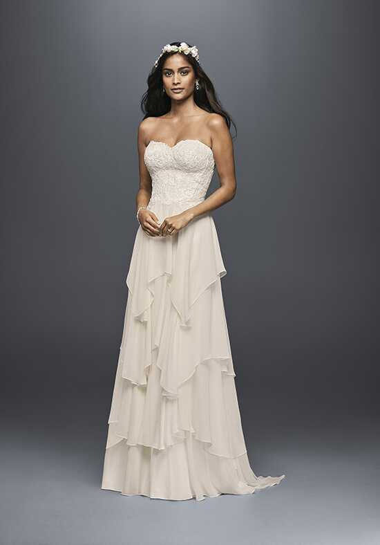 Melissa Sweet for David's Bridal Melissa Sweet Style MS251178 A-Line Wedding Dress
