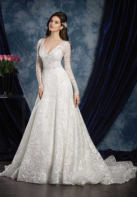 Alfred Angelo Sapphire Bridal Collection 970 A-Line Wedding Dress