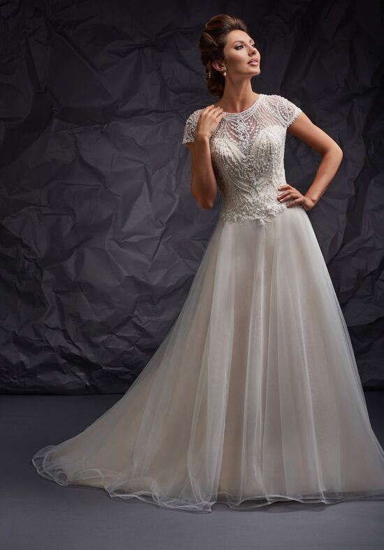 Essence Collection by Bonny Bridal 8700 A-Line Wedding Dress