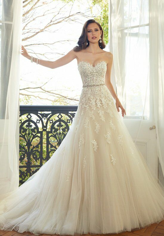 Sophia Tolli Y11552 Prinia A Line Wedding Dress