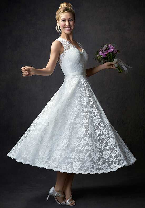 Kenneth Winston: Gallery Collection GA2300 A-Line Wedding Dress