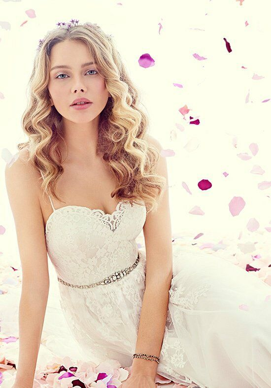 Ti Adora by Allison Webb 7500 A-Line Wedding Dress