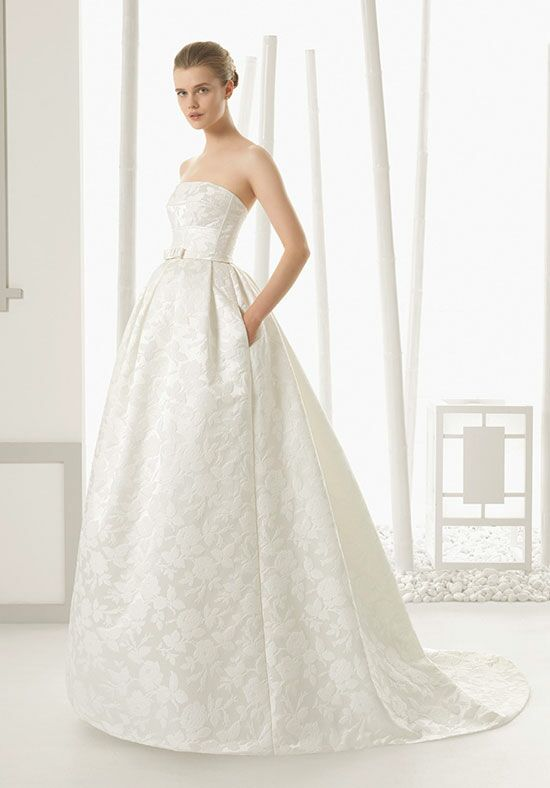 Rosa Clará DETALLE Ball Gown Wedding Dress